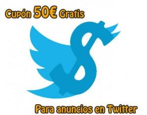 Twitter Ads – Qué son y cómo probarlos con un bono de 50€ gratis.