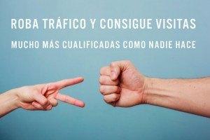 Truco para robar tráfico eliminando competencia y conseguir visitas más cualificadas